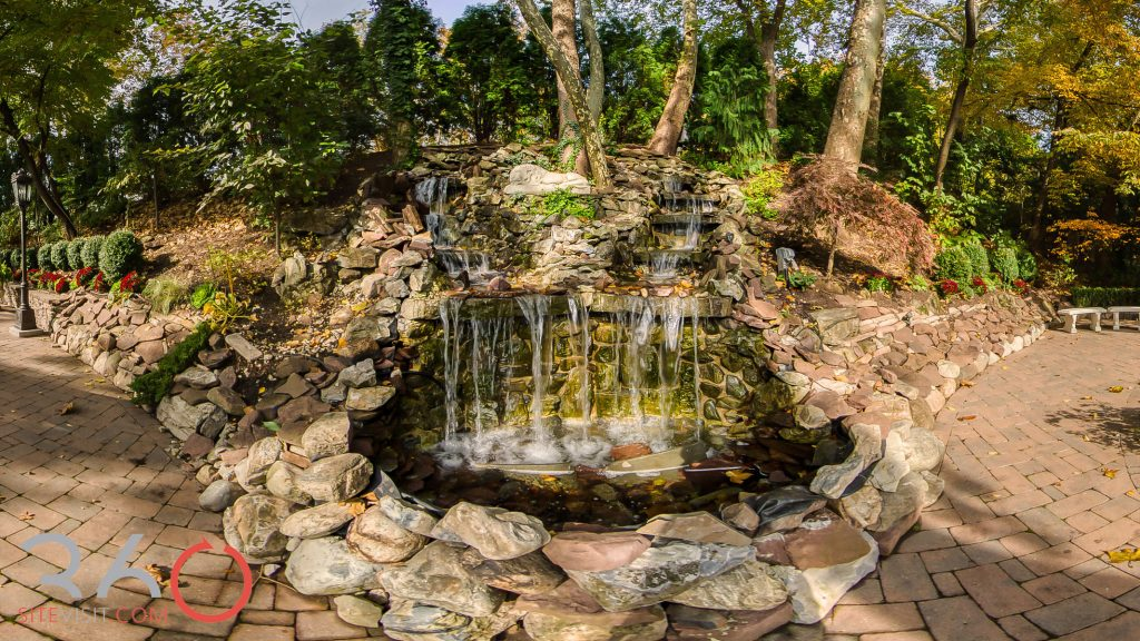 Nanina's in the park Belleville, NJ beautiful grounds. Image by 360sitevisit