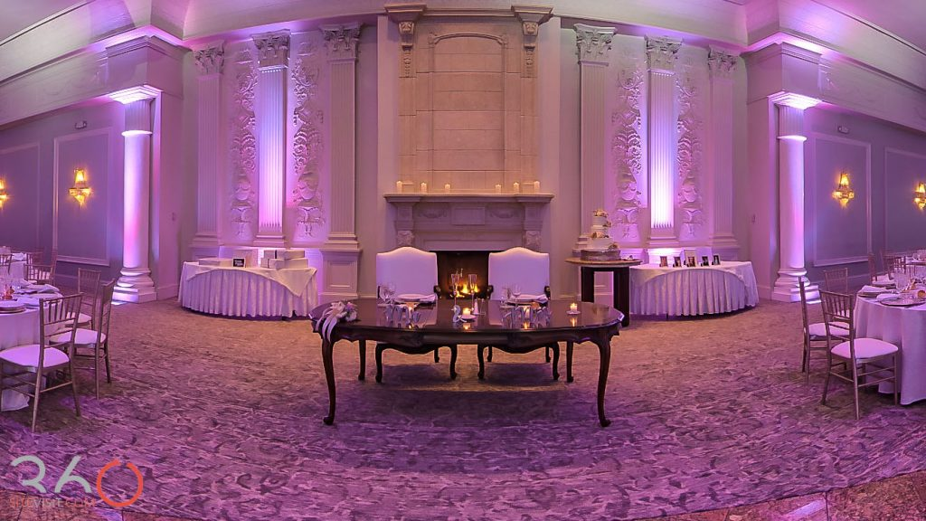Valley Regency wedding and event venue Clifton, NJ Ballroom photo by 360sitevisit