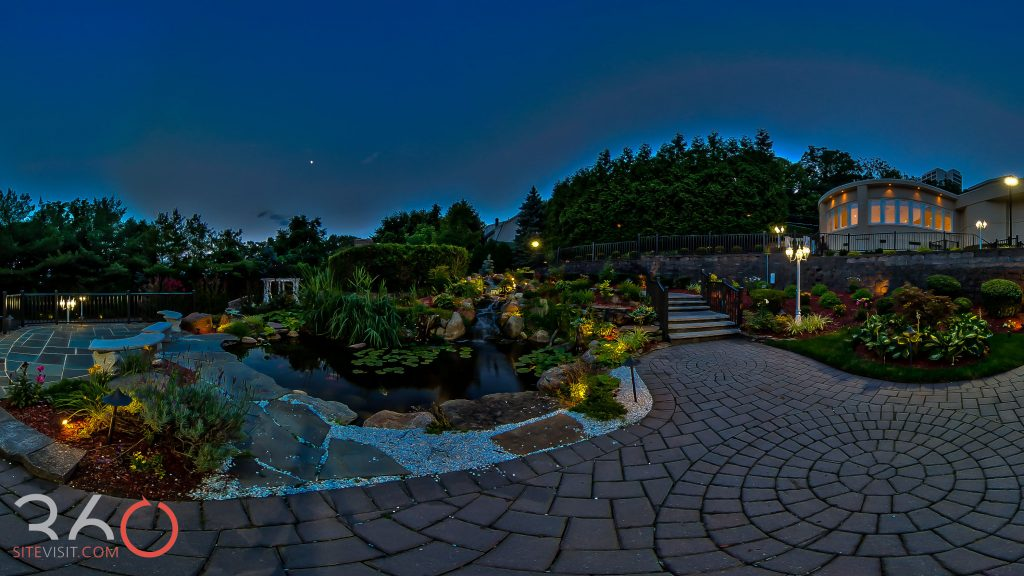 Valley Regency Wedding and event venue Garden Clifton, NJ photo by 360sitevisit.com