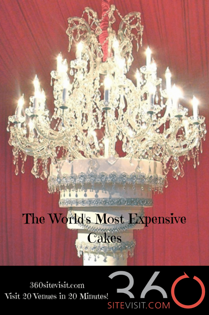 The worlds most expensive cake