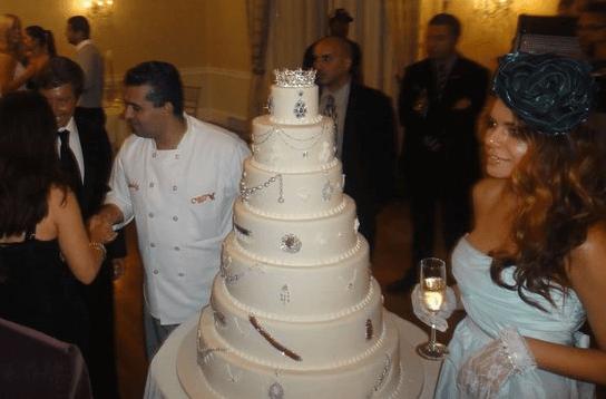 Nahid Parsa of the La patisserie Artistique cake boutique