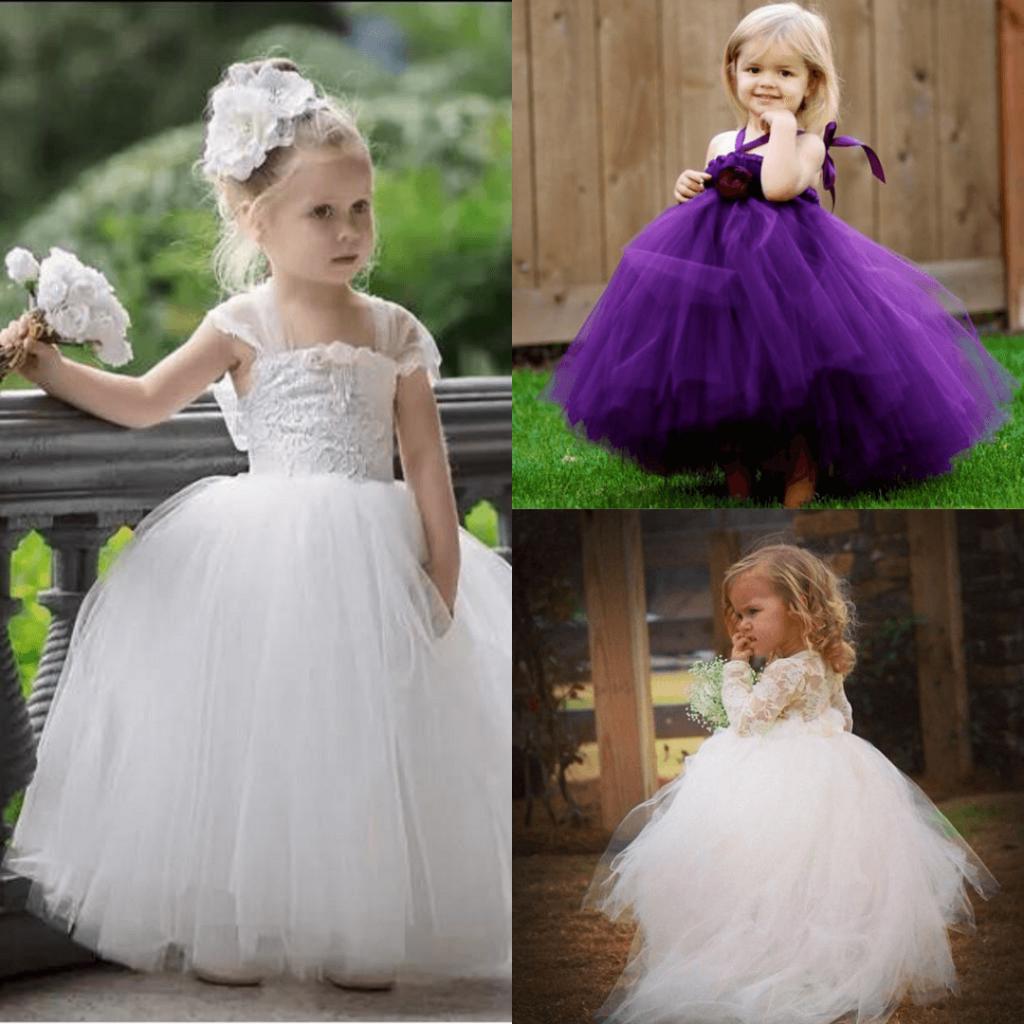 flower girl dresses toddler, flower girl dresses for toddlers