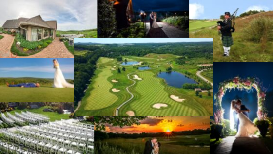 Ballyowen Golf Club perfect for the Irish in heart and beautiful golf course weddings and events