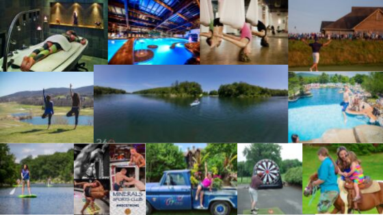 Crystal Springs Resort has over 250 fun things to do year round
