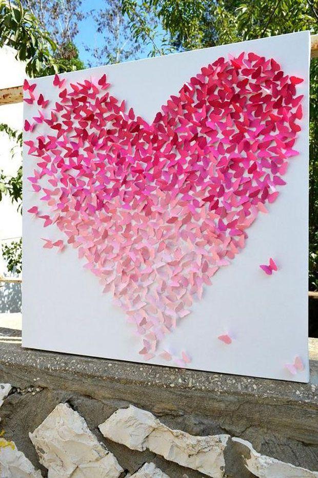 beautiful floral heart shape backdrop