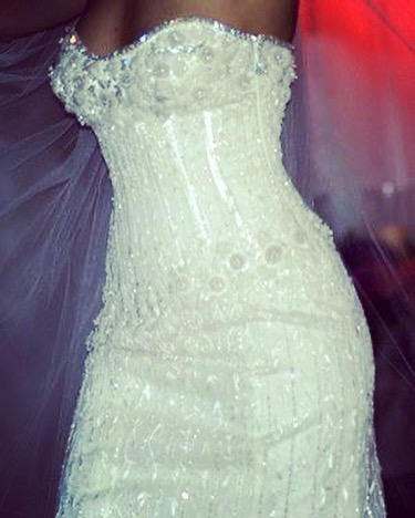 $12.2 Million This is the cost of the world's most expensive wedding dress