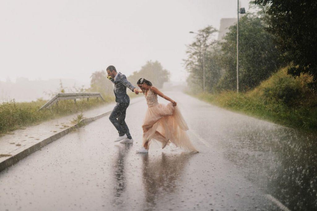 Plan B in case something go wrong at wedding