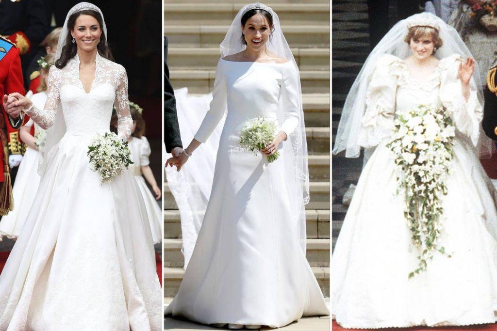Princess dresses for weddings