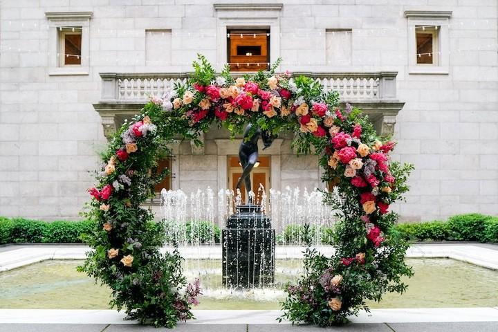 Wedding Trend Tuesday - wedding arch
