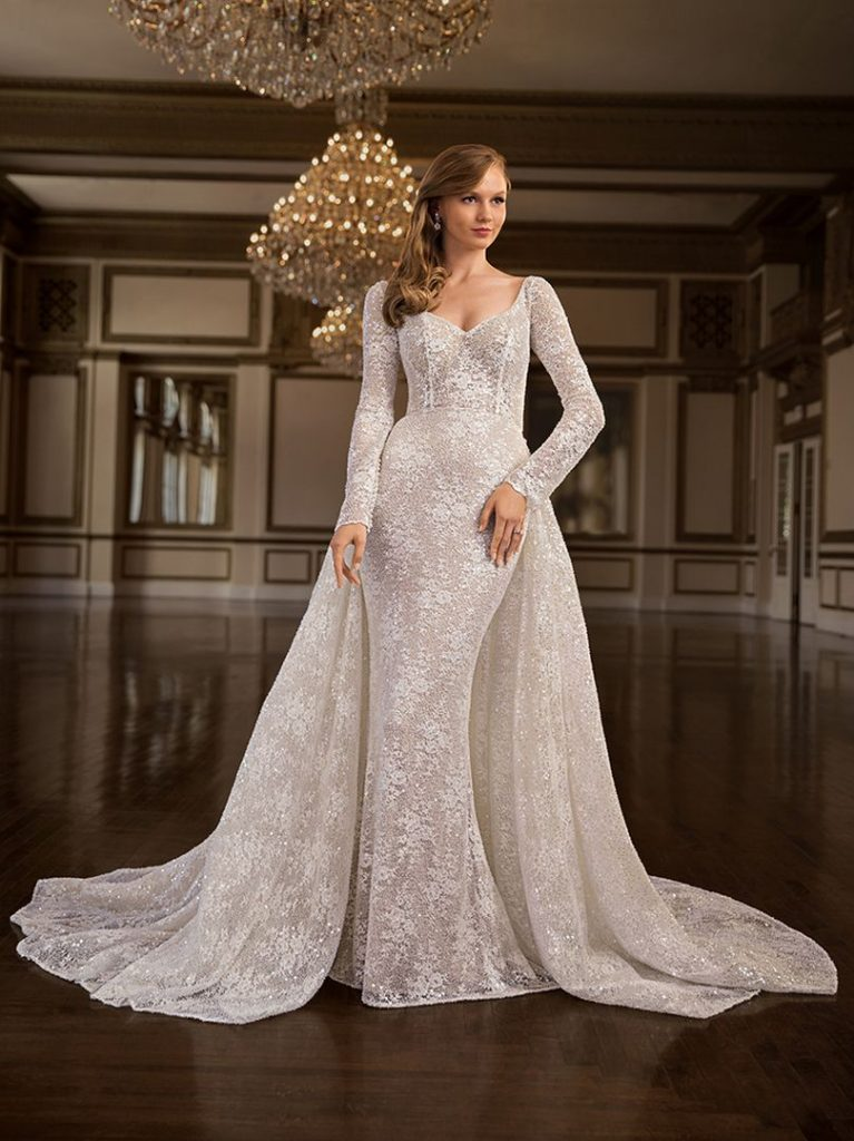Amare-Couture-Luxurious-Gatsby-esque-sparkling-wedding-dress