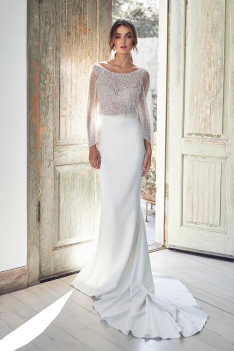 Anna-Campbell-Bridget-Topper-Wedding-Dress