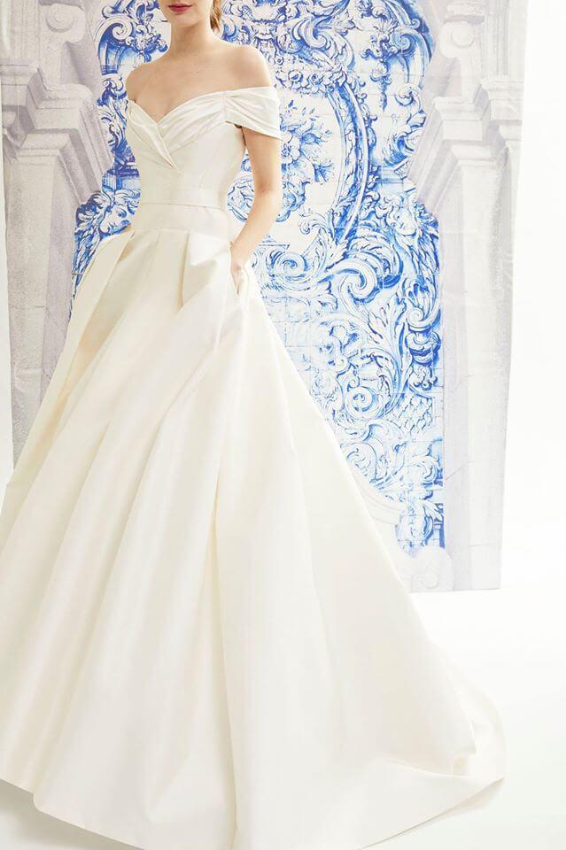 CarolinaHerrera-Fall-2019-Bridal-collection