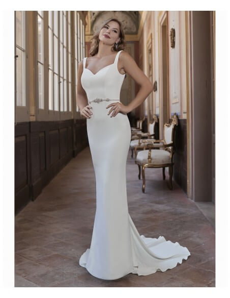 Venus-Angel-Tradition-sweetheart-gown-beaded-belt
