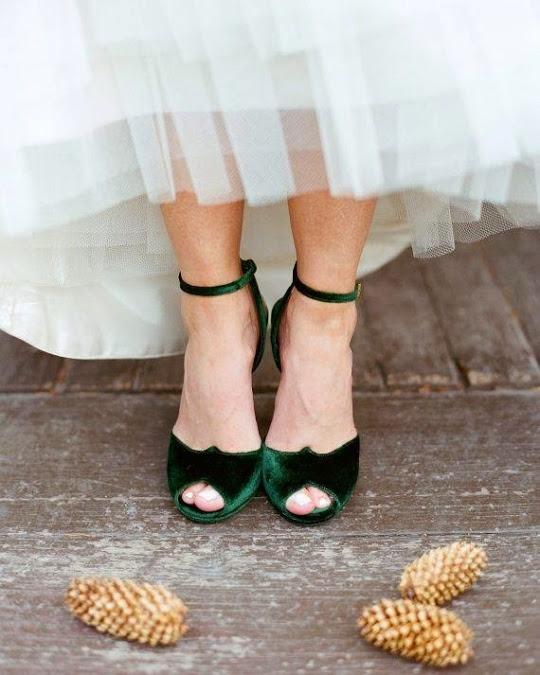 deep_green_velvet_shoes