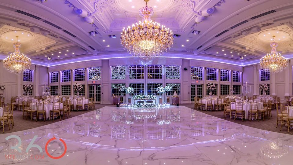 Beautiful new Ballroom