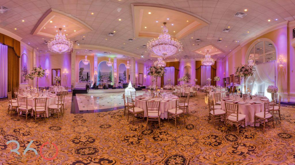 Il Villaggio Ballroom in Carlstadt, NJ a North Jersey wedding venue