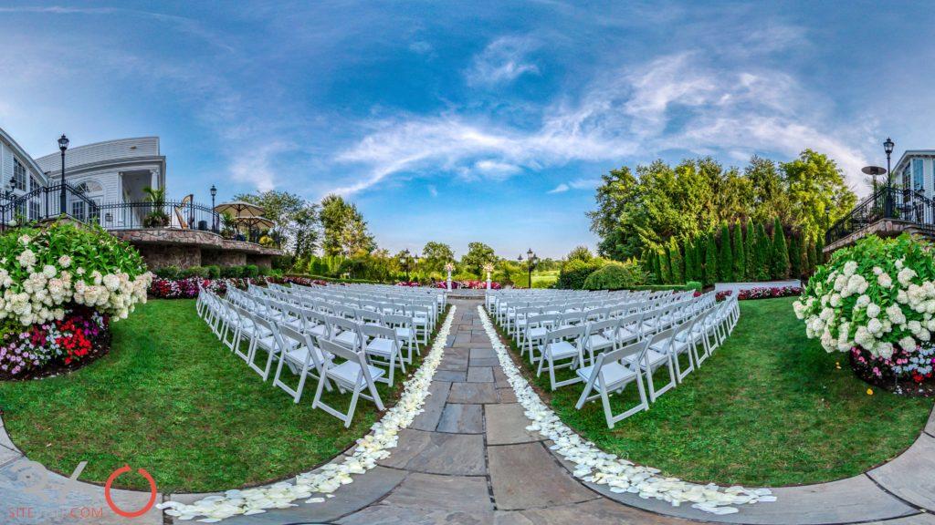 Open Air Casual Wedding