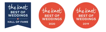 Brooklake awards from the Knot