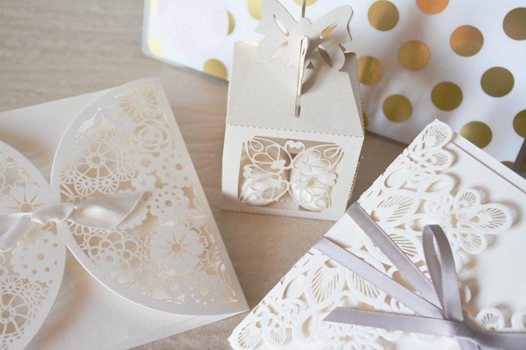 Elaborate Wedding Invites