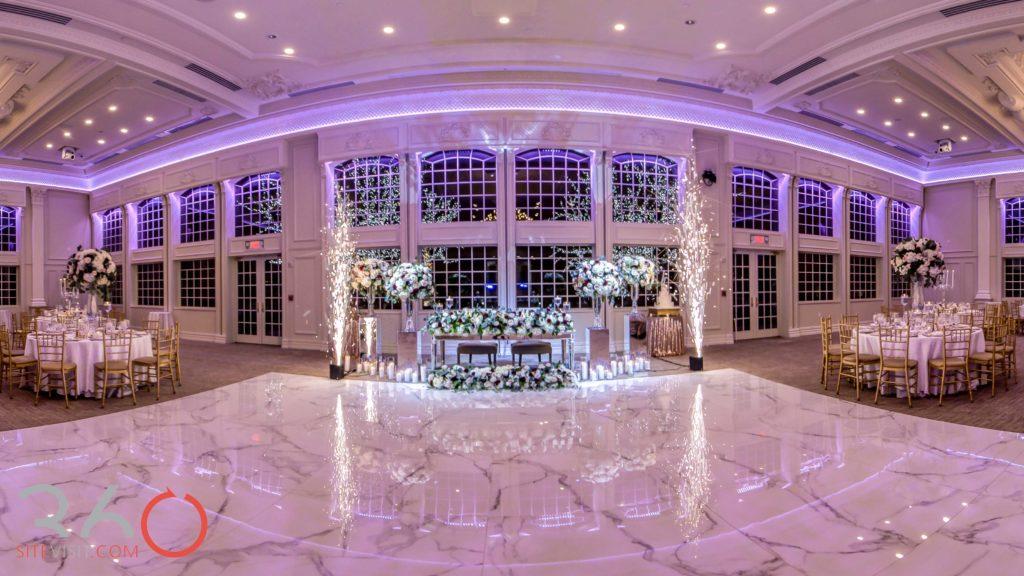 Florentine Gardens Indoor wedding