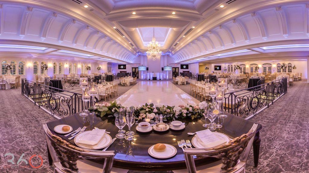 Nanina's in the Park Indoor wedding