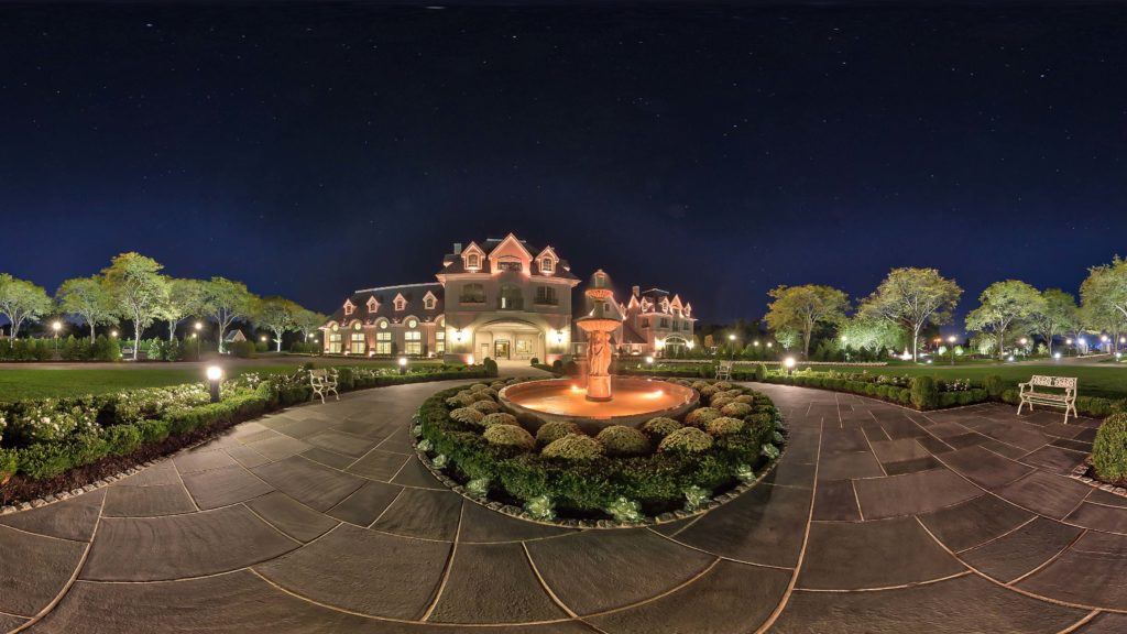 Estate wedding at Park Chateau New Jersey