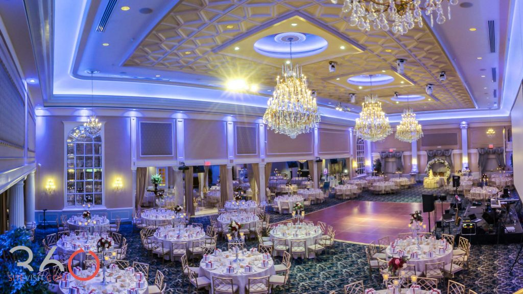 The Palace Somerset Park Indoor Wedding