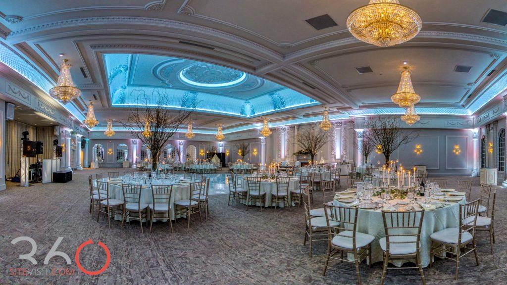 Valley Regency Indoor Wedding