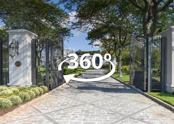 3D 360 Virtual tour by 360 site visit