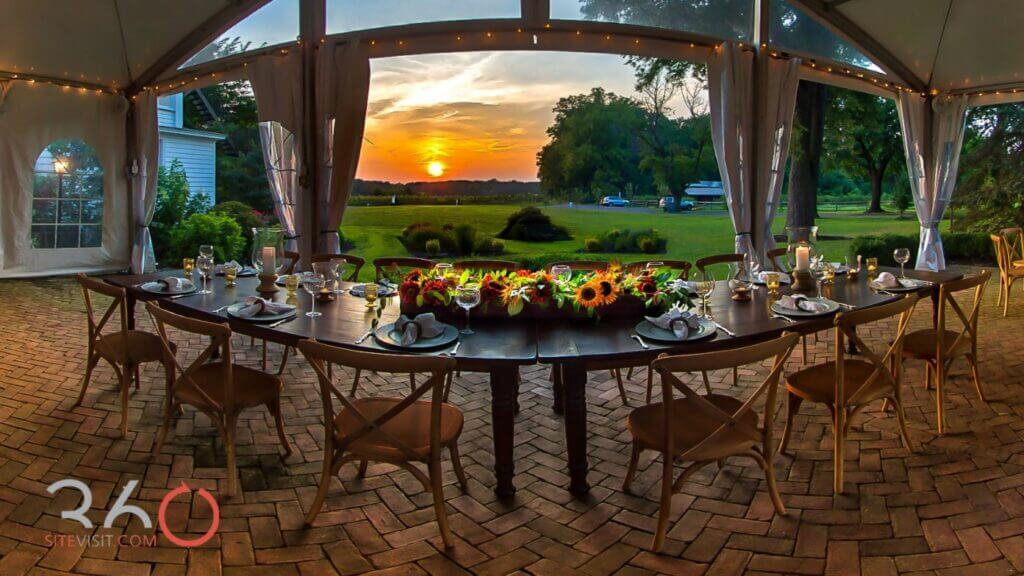 Everything to Know About 360 Interactive Wedding Venue Virtual Tours