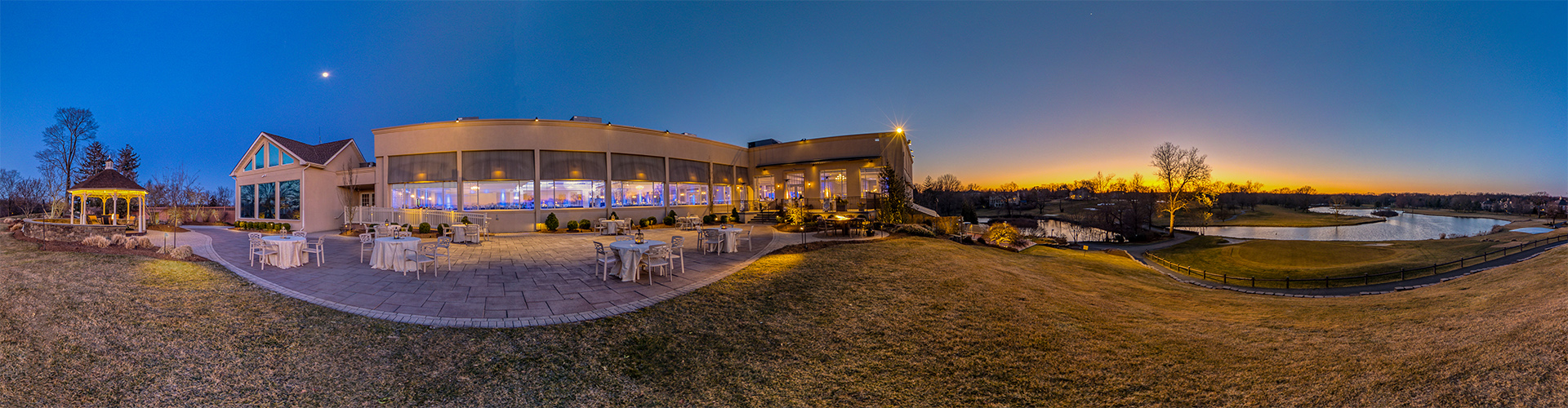 Brooklake Country Club wedding venue NJ by 360SiteVisit