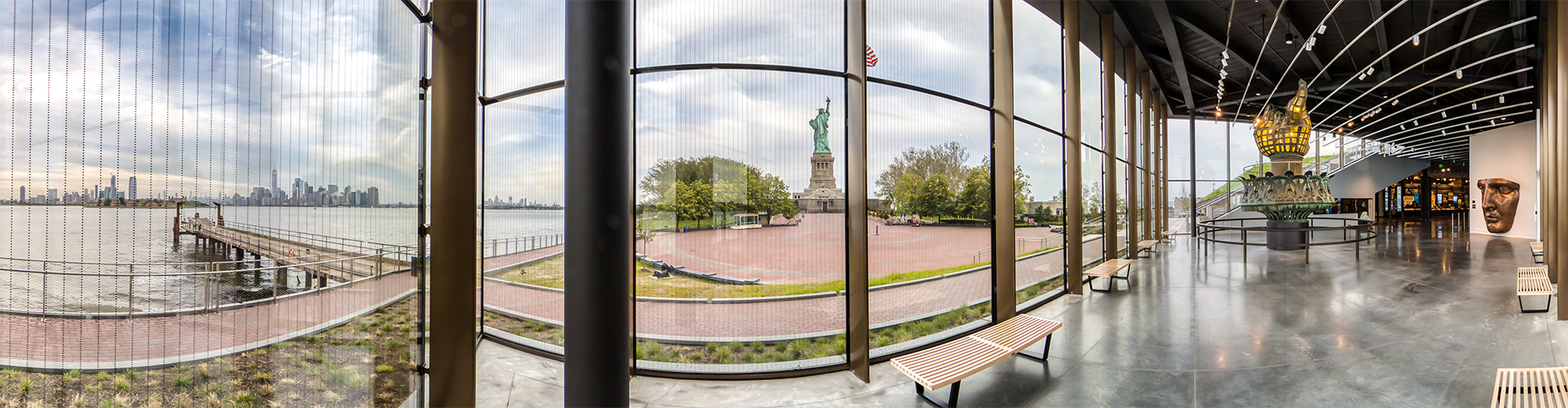 Liberty Island Events by 360SiteVisit