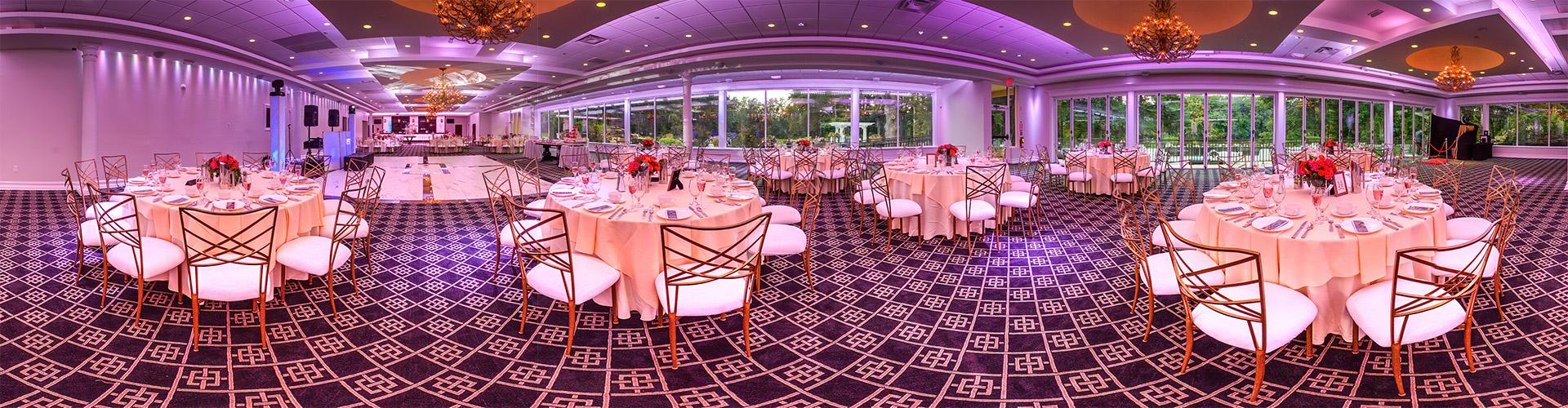 The Estate at Farrington Lake Ballroom by 360SiteVisit