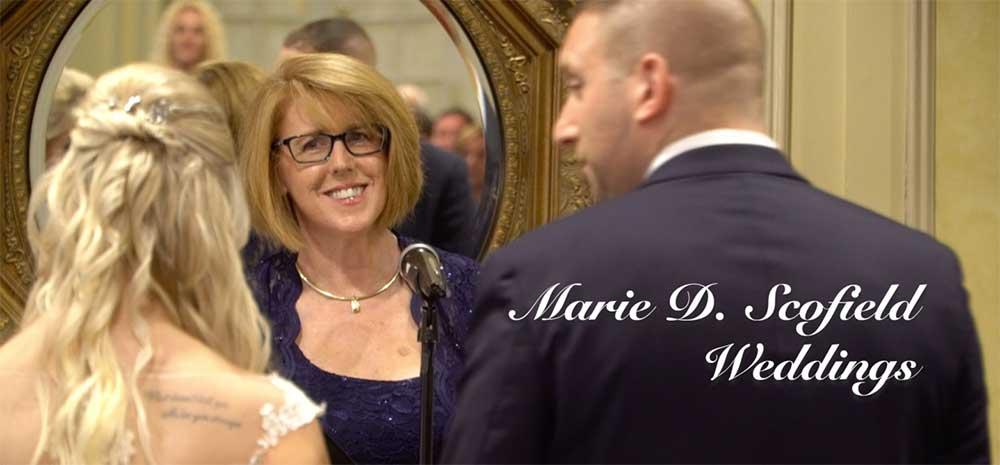 Marie D. Scofield Officiant