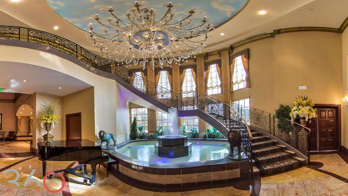 70-Venetian Garfield, Nj indoor fountain by 360sitevisit