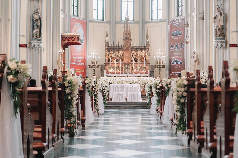 Church/Place of Worship Wedding