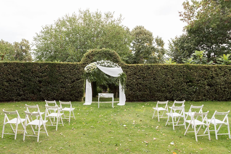 Garden/Park/Outdoor Wedding