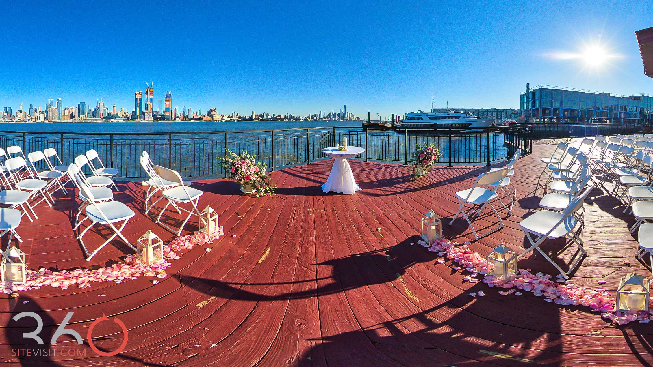 36-Chart House weehawken, NJ virtual tour by 360sitevisit
