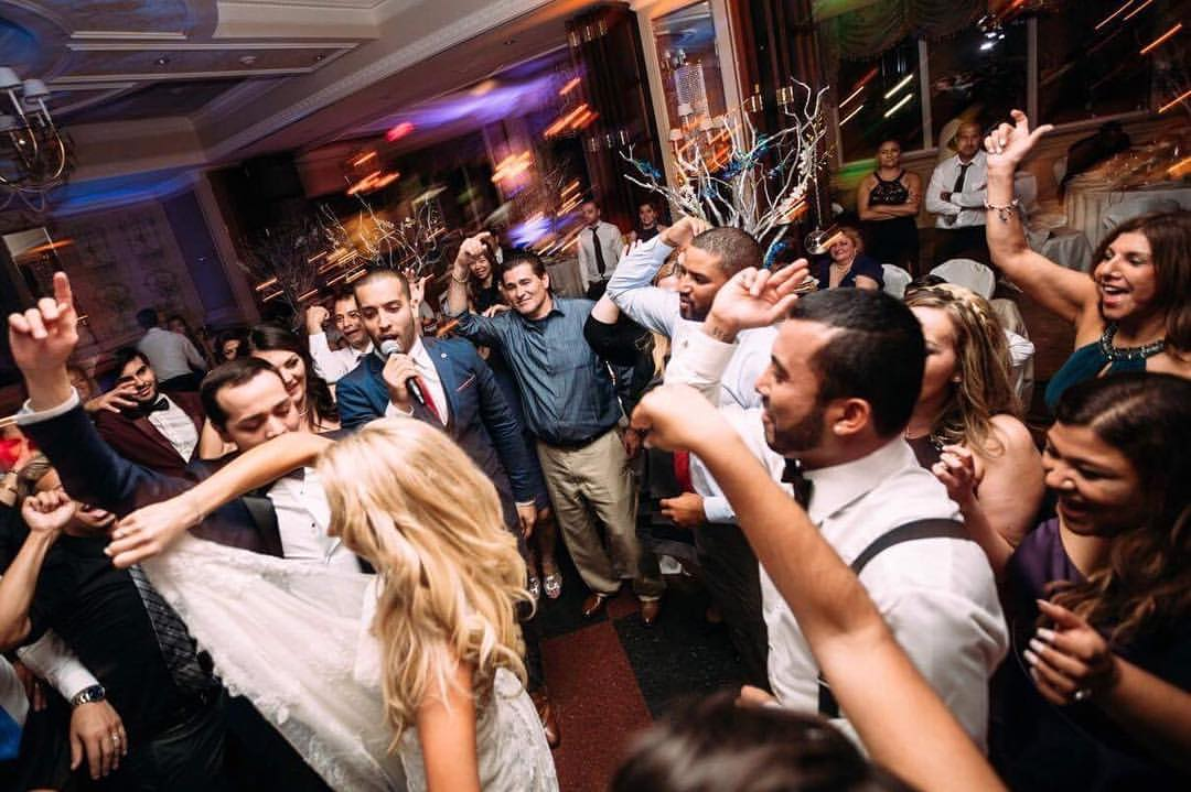 480-DLE Event Group New Jersey wedding dj