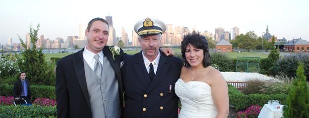 Nautical Star Wedding Officiants
