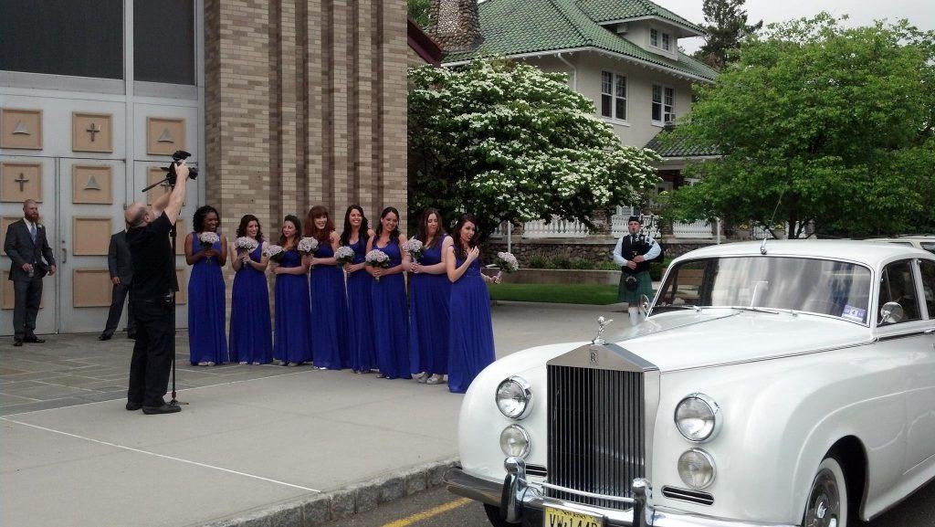 547-Vander Plaat Executive limo wedding transportation NJ