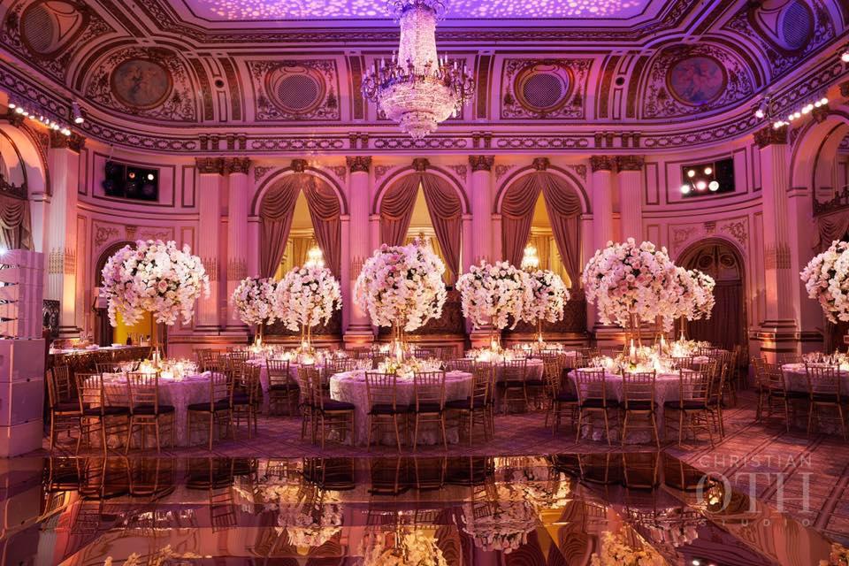 Pedestals Floral Decorators