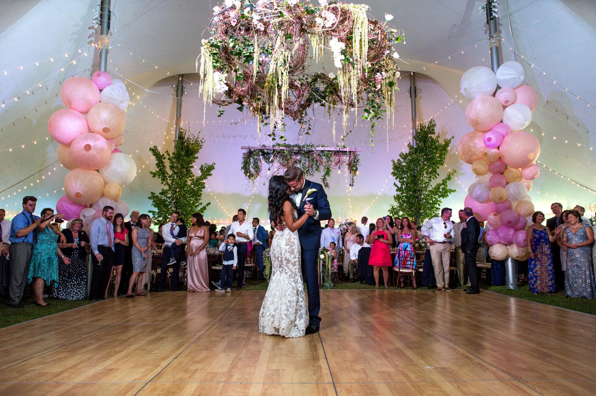 Janet Makrancy's Weddings & Parties