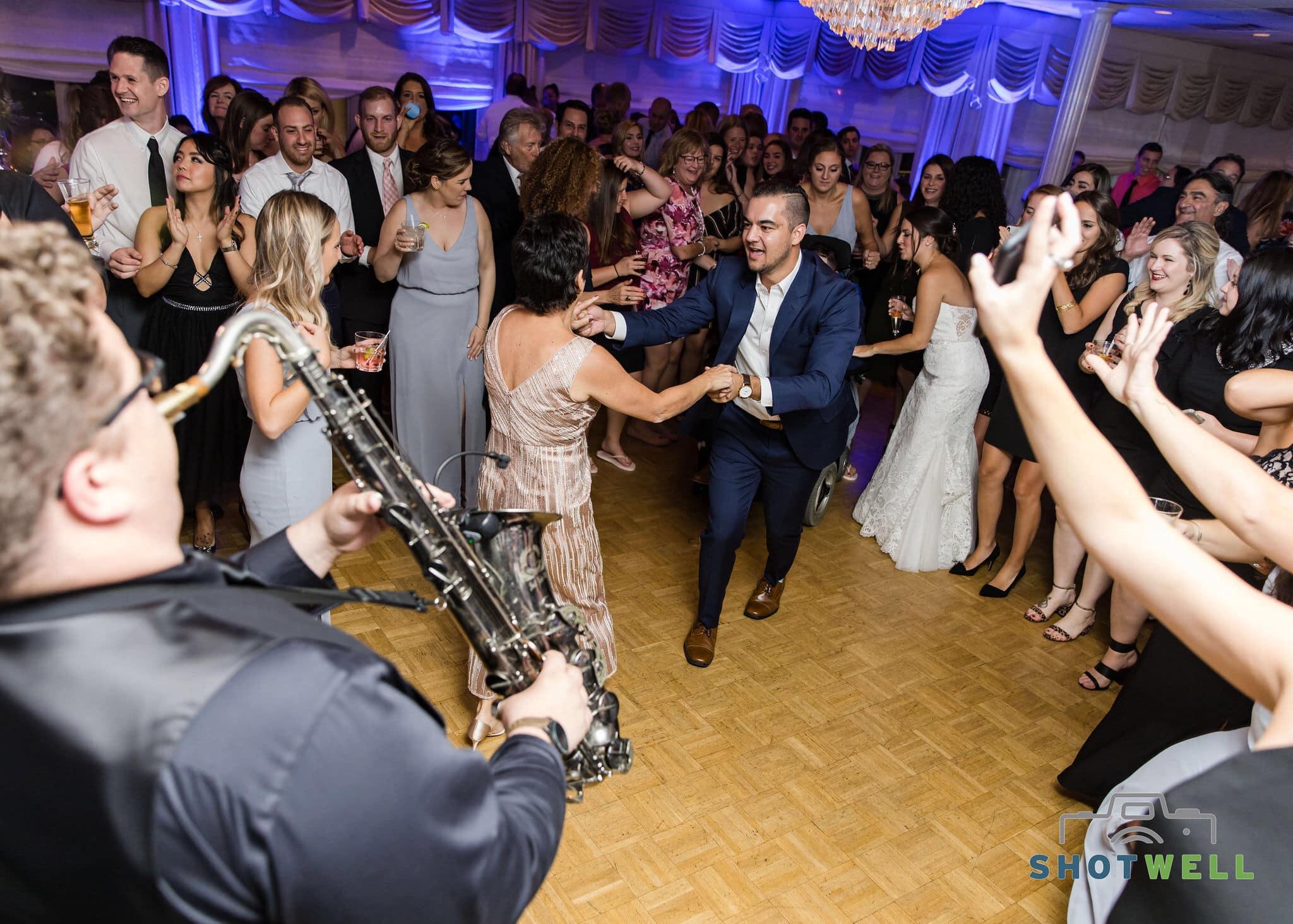 597-Joe Baracata Band wedding entertainment NJ