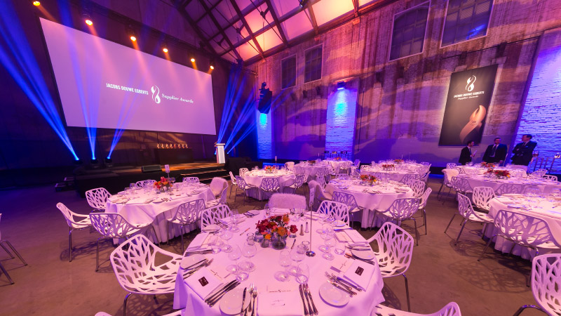 649-PRG-lighting specialists for your wedding and events