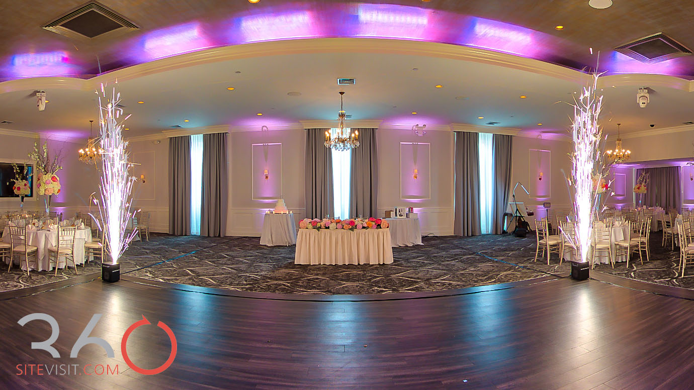 67-The Mansion at mountain lakes NJ Wedding venue virtual tour by 360sitevisit