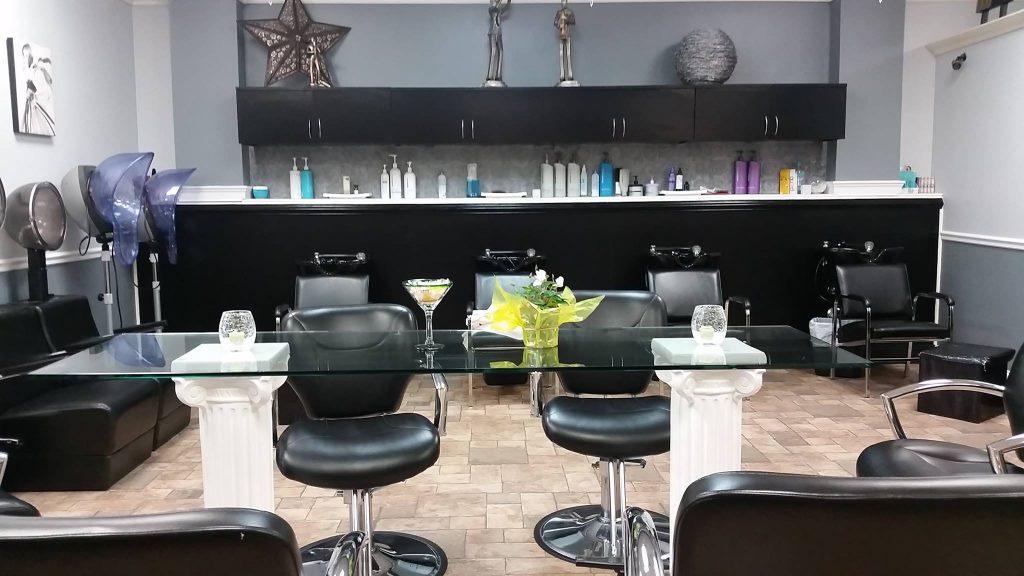 670-Spa Bella Hair lounge