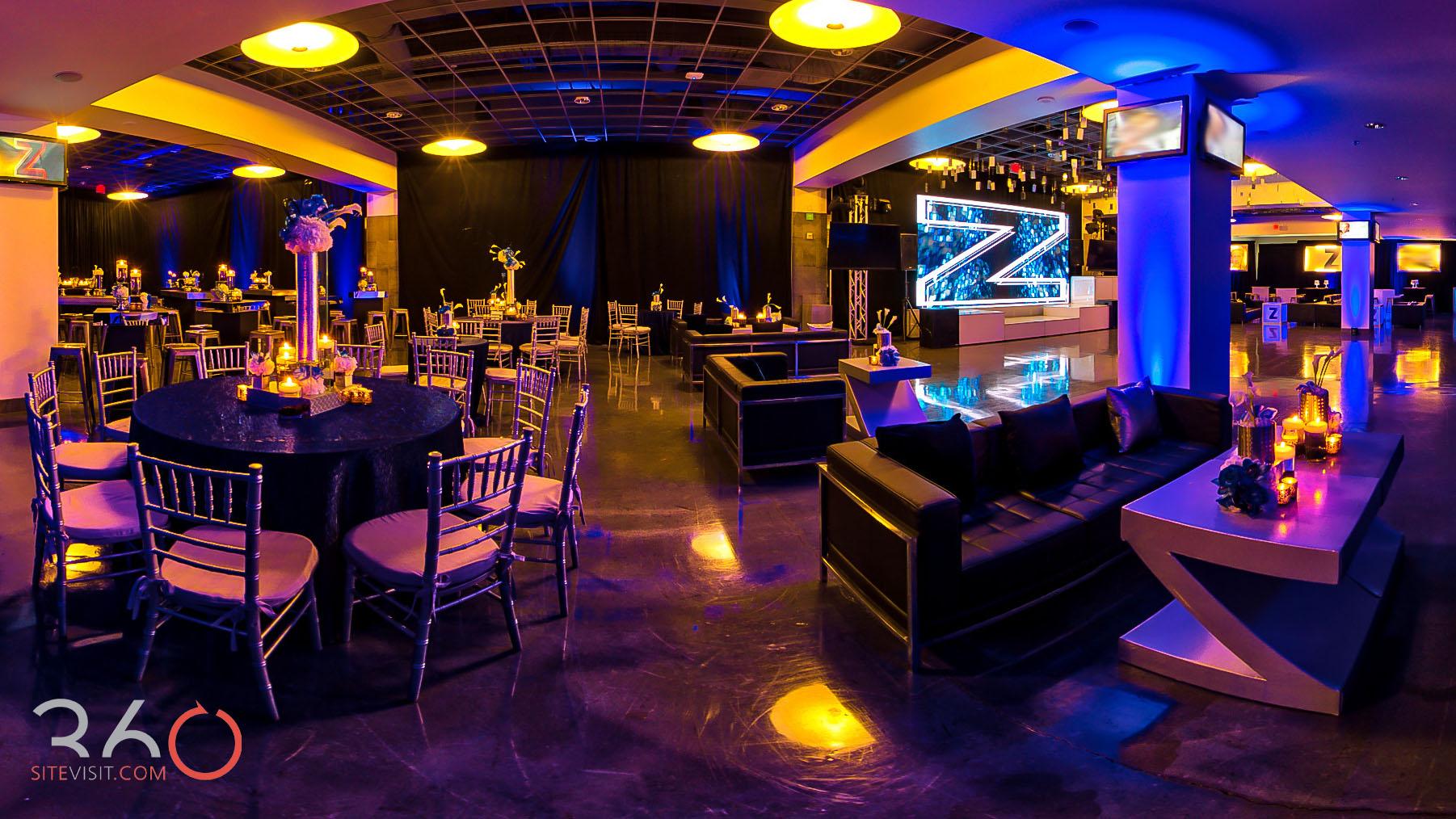 68-Meadowlands Entertainment NJ Event venue virtual tour by 360sitevisit