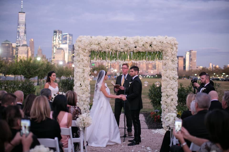 700-darling ceremony New Jersey event planner