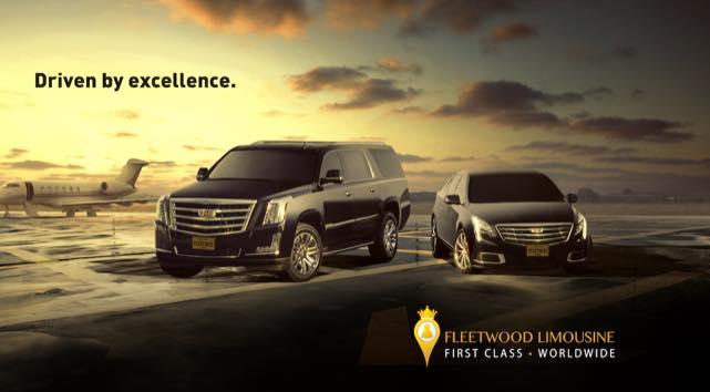 714-Fleetwood Limousine